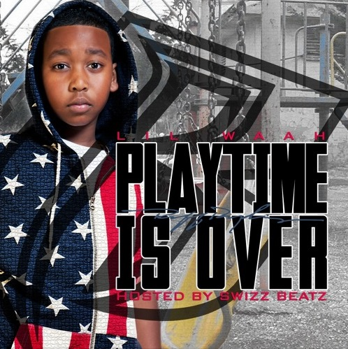 playtime is over
